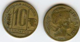 Argentine Argentina 10 Centavos 1943 KM 41 - Argentine