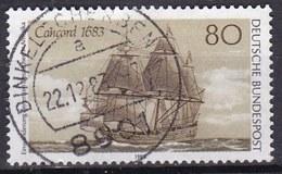 Germania, 1983 - 80pf Concord - Nr.1397 Usato°