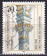 Germania, 1985 - 70pf Dominikus Zimmermann - Nr.1442 Usato°