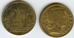Argentine Argentina 20 Centavos 1948 KM 42 - Argentine