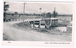 AUS-272    BULAHDELAH : Myall River Bridge - Australië