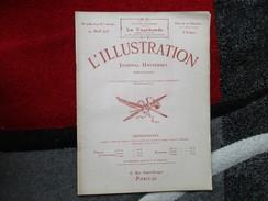 L´illustration  (N° 4180  -  14 Avril 1923) - Livres, BD, Revues