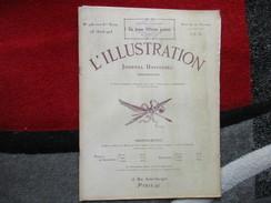 L´illustration  (N° 4182  -  28 Avril 1923) - Livres, BD, Revues