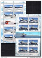 Russia, 2013, Fleet Of Russia, MNH