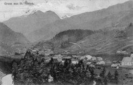 (32)  CPA  St Anton    (bon Etat) - St. Anton Am Arlberg