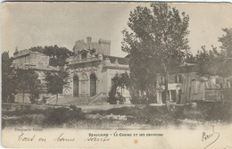 Gard Beaucaire, Le Casino Et Ses Environs - Beaucaire