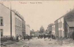 MAREHAN. Route De Virton. Edit: Lallemand N°  16576. Postée.