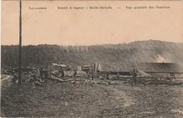 LAVACHERIE (à Coté De Amberloup Et Champlon) Scierie Vapeur Richelle.