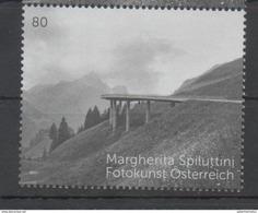 AUSTRIA,  2017, MNH,ART, PHOTOGRAPHY, BRIDGES, MOUNTAINS,  1v - Photography