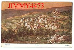 CPA POST CARD - BETHANY - BETHANIE Palästina En 1923 - Edit. C. A. Série 774 N° 26 - Scans Recto-Verso