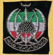 IRAN Ecusson Unité De Combat 65 X 55mm-Contemporain - Scudetti In Tela