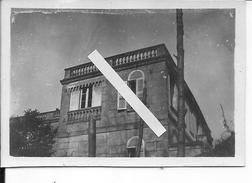 Aisne Pommiers 1916 Une Villa Dans Le Village 1 Photo D'un Album Du I.R 65 14-18 Ww1 1914-1918 - War, Military