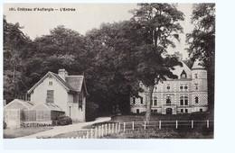 Château D'Auffargis. - L'Entrée. - Auffargis