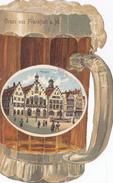 Carte Postale De Frankfurt, Scan R/V. - Germany