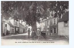 78 SAINT LEGER EN YVELINES ARBRE DE LA LIBERTE - St. Leger En Yvelines