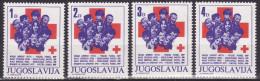 YUGOSLAVIA 1985. Red Cross, MNH (**):VF - Bienfaisance