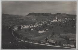 Schwellbrunn - Generalansicht - Photo: A. Hane - AR Appenzell Rhodes-Extérieures