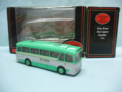 EFE - Bus HARRINGTON CAVALIER Grey Green Coaches Réf. 11903 BO 1/76 OO - Automobili