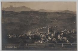 Rehetobel - Generalansicht - Photo: J. Thurnheer - AR Appenzell Rhodes-Extérieures
