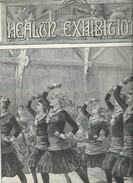 ILLUSTRATED LONDON NEWS 2 AUGUST 1884 HEALTH EXHIBITION GYMNASTICS MINERAL WATERS AUSTRALIAN WINES BRADFORD CASHMERES - Gesundheit/Fitness