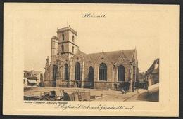 PLOERMEL Rare L'Eglise St Armel (Besnard) Morbihan (56) - Ploërmel