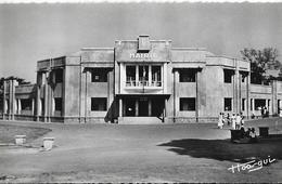 BANGUI (A.E.F.) - La Mairie - Repubblica Centroafricana