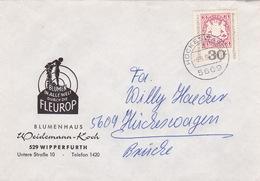 Brief Von Hückeswagen (br0960) - [7] Repubblica Federale