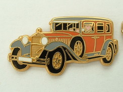 PIN´S MERCEDES - TYPE 460 NÜBURG 1928 - ARTHUS BERTRAND - Mercedes