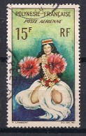 YT N° PA 7 - Oblitéré - Danseuse - Poste Aérienne