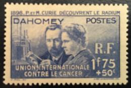 Dahomey 19#8  MNG*   # 109 - Dahomey (1899-1944)