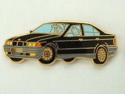 PIN´S BMW NOIRE -  ARTHUS BERTRAND - BMW