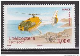 France - 2007 - Hélicoptère -  N° 70 - Neuf ** - MNH
