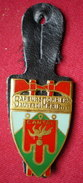 INSIGNE POMPIERS (pucelle)     SAPEURS POMPIERS Département Du Cantal (15). - Pompieri