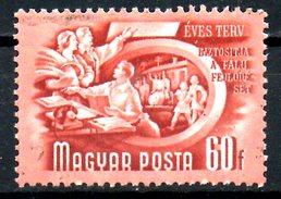 HONGRIE. N°933 Oblitéré De 1950. Coopérative Agricole. - Agriculture