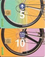 PTT Telecom: Radfahren - öffentlich