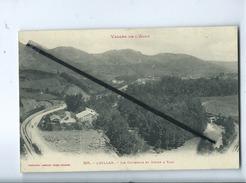 CPA  -  Vallée De L'Aude  -  Quillan  - Ile Courtade Et Usine à Talc - Autres Communes