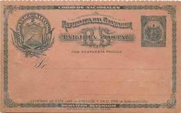 Pays Div-ref H699- Tarjeta Postal - Carte Lettre - Salvador  - Carte Bon Etat  - - Salvador