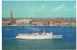 SCH-715   T.S.S. FIESTA ( Chandria Cruise) - Paquebots