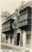 Pays Div-ref H697- Perou -peru - Casa Davila -palacio Torre Tacle - Lima  - Carte Bon Etat  - - Peru