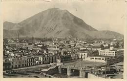Pays Div-ref H694- Perou -peru - Carte Photo - Photo Postcard - Carte Bon Etat  - - Peru