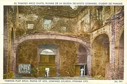 Pays Div-ref H690- Panama - Postcard In Good Condition  - Carte Bon Etat  - - Panama