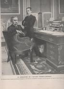 L'ILLUSTRATION 15 6 1907 - PHOTOGRAPHIE EN COULEURS - MONTPELLIER - ASSAUT AU PISTOLET - ANARCHISTES ESPAGNE - ARQUIAN - L'Illustration
