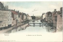 Namen Namur La Sambre Vue Des Remparts - Namur