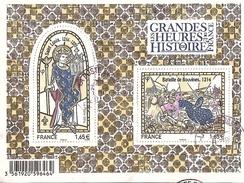 Les Grandes Heures De L'histoire De France  Saint Louis Bataille De Bouvines 2014