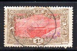 Col 4/ Cote Des Somalis  N° 97 Oblitéré  Cote 1,50€ - Oblitérés