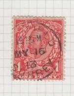 One Penny Red - King George V - 1902-1951 (Könige)