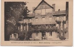 GONNEVILLE LA MALLET  HOTEL AUBOURG - France