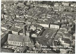 Y3171 Bolzano Bozen - Piazza Walter Walterplatz - Panorama Aereo Vista Aerea Aerial View Vue Aerienne / Viaggiata 1963 - Bolzano