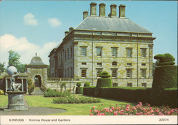 Kinross House And Gardens - Royaume-Uni