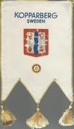Vimpel  För   KOPPARBERG. SUEDE.    Rotary International - Organisations